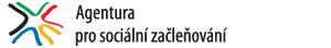 Agentura pro socialni zaclenovani Logo