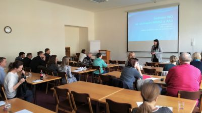 Veřejné setkání Ostrava 17.2.2020
