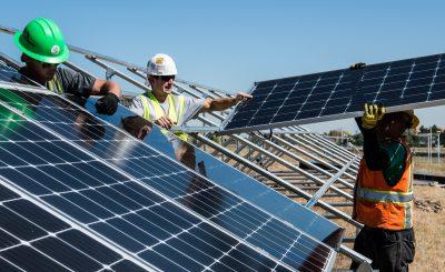 Ilustrační foto: solární panely